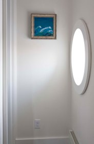 Porthole Window detail