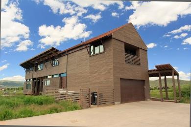 Stevens exterior house